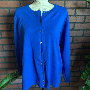 Karen Scott Sweater 1X